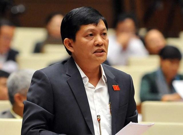 Đại biểu Quốc hội Phạm Phú Quốc.