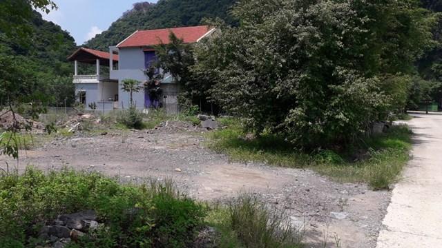 Ninh Bình: Kênh thoát nước núi vùng lõi di sản bị xâm phạm - Ảnh 3