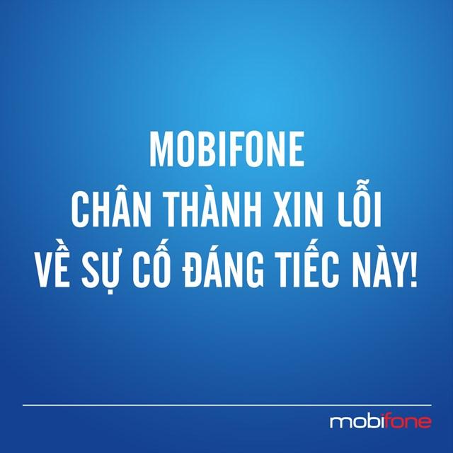 Hình ảnh trên Fanpage của Mobifone (Nguồn: Sưu tầm)