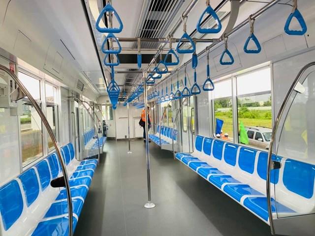 Chuẩn bị tiến hành thử nghiệm vận hành tuyến metro đầu tiên - Ảnh 1