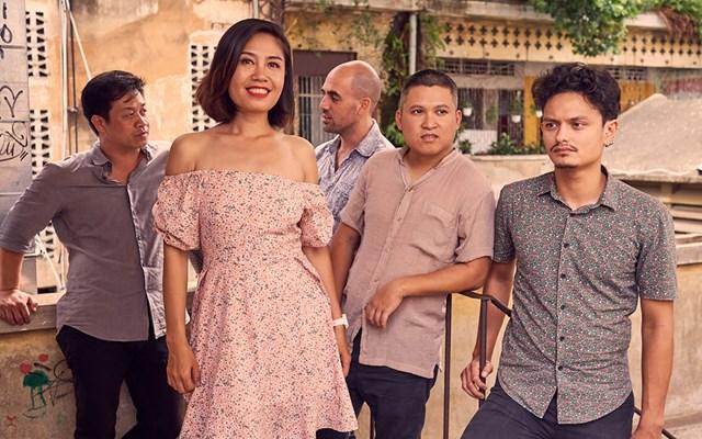Nhóm nhạc đa quốc gia Saigon Soul Revival trình diễn tại Hà Nội - Ảnh 1
