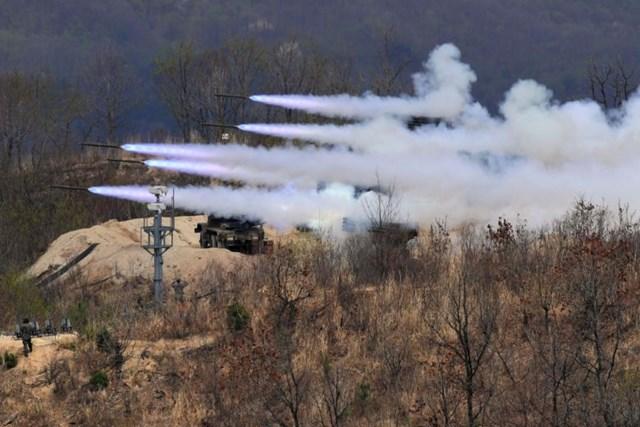 Hàn Quốc sẽ khởi động tập trận quân sự thường niên - Ảnh 1