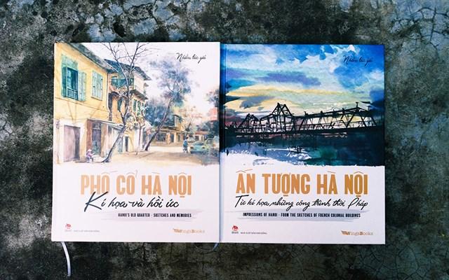 Ra mắt sách về Hà Nội đầu thế kỷ 20 - Ảnh 1