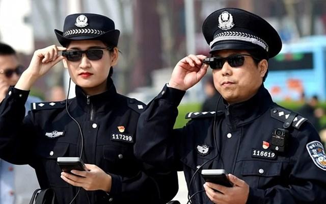 Cảnh sát Trung Quốc. Ảnh: SCMP.