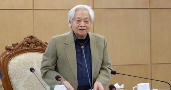 GS Phạm Tất Dong.