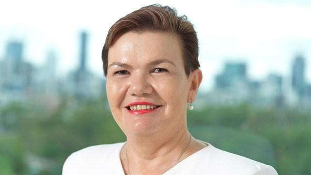 Tiến sỹ Flavia Huygens của Công ty công nghệ sinh học Microbio, Australia. Ảnh: The Australian.