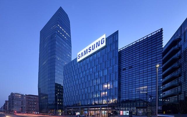 Trụ sở Samsung tại Hàn Quốc.