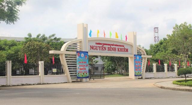 Các trường học ở Quảng Nam chủ động phòng tránh bão số 9.