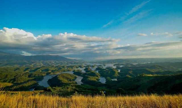 Vường Quốc gia Tà Đùng- một địa danh trong công viên địa chất Đắk Nông