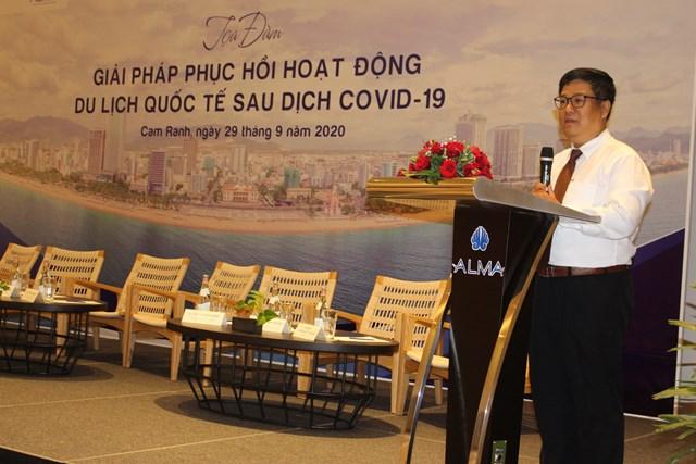 Một số giải pháp và kích cầu du lịch ở Khánh Hòa sau dịch Covid – 19 - Ảnh 1