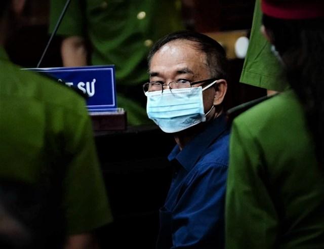 Nữ đại gia Lê Thị Thanh Thúy nhận có 'quan hệ thân thiết' với ông Nguyễn Thành Tài