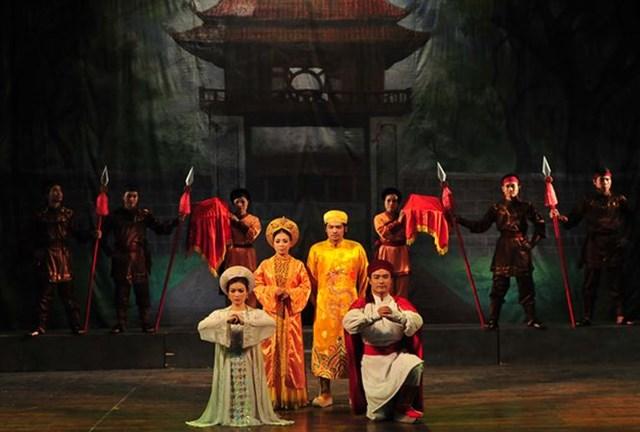Liên hoan Sân khấu Thủ đô được coi là một trong những sân chơi nghề chất lượng dành cho những nghệ sĩ sân khấu.