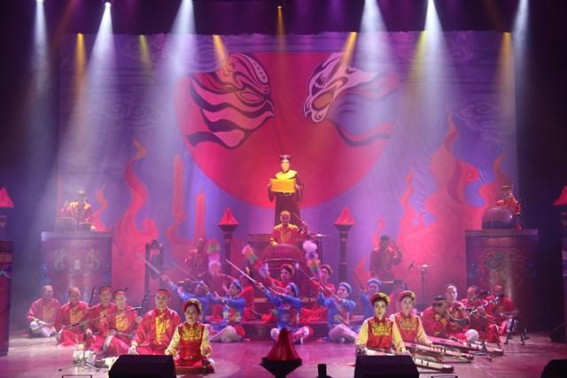 Bế mạc Cuộc thi Độc tấu và Hòa tấu nhạc cụ dân tộc toàn quốc – 2020