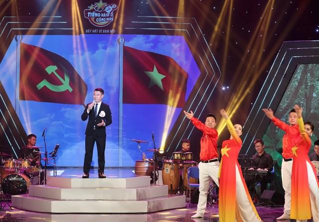 Nhiều thí sinh được hội đồng giám khảo đánh giá cao về giọng hát, cách thể hiện.