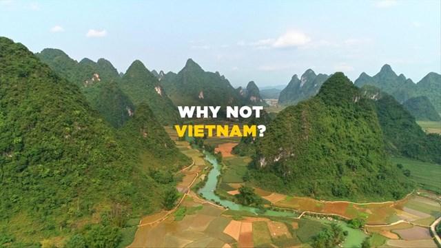 """Hình ảnh trong phim """"Why Not Vietnam?""""."""