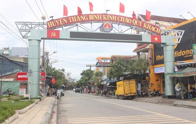 Tiếp tục thực hiện giãn cách xã hội 3 huyện, thị xã ở Quảng Nam.
