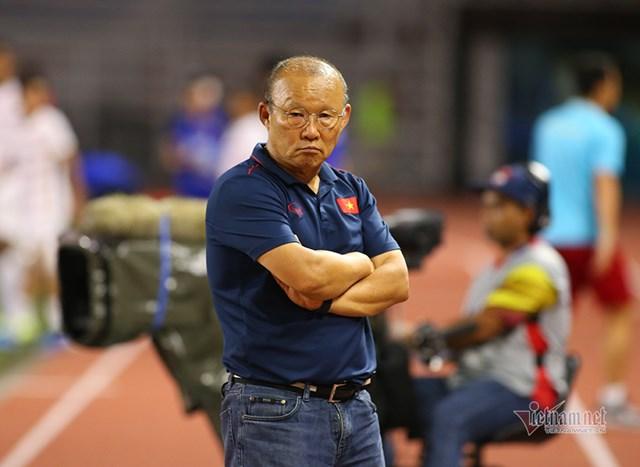 HLV Park Hang Seo gọi 48 cầu thủ chuẩn bị cho SEA Games - Ảnh 1