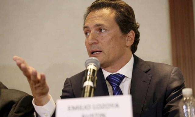 Emilio Lozoya - người đã tố cáo liên quan tham nhũng của 3 cựu Tổng thống.
