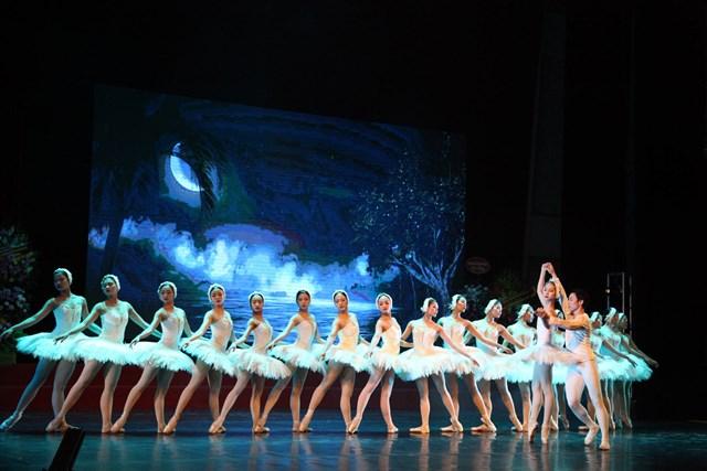 Đào tạo được một diễn viên ballet đòi hỏi hết sức công phu.