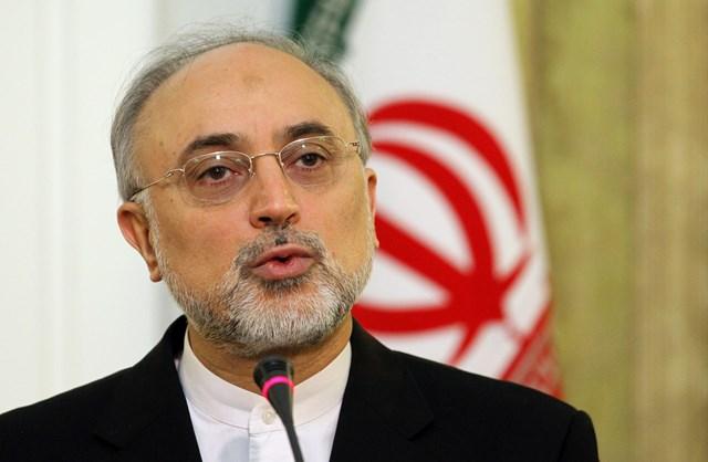 Ông Ali Akbar Salehi.