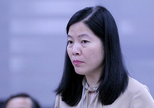 Bà Lê Thị Bích Thuận.