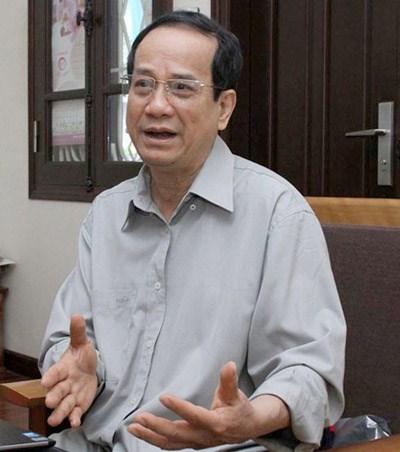 PGS.TS Ngô Trí Long.