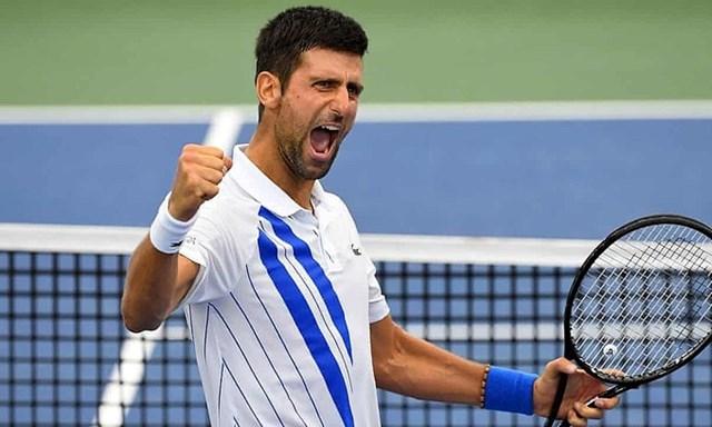 Djokovic là tay vợt có phong độ cao nhất ATP hiện tại. Ảnh: USA Today.