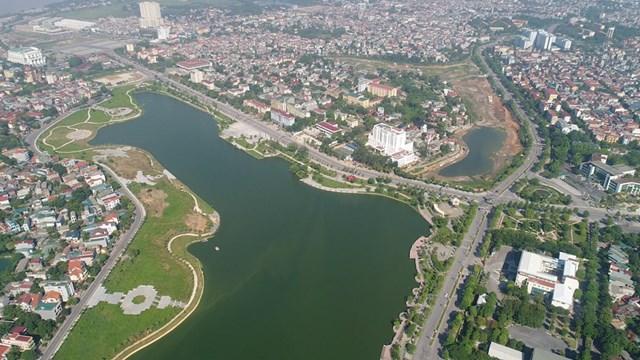 Một góc thành phố Việt Trì ngày nay.
