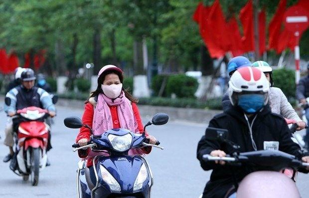 Mùa Đông năm nay đến sớm và lạnh hơn. Nguồn: TTXVN.