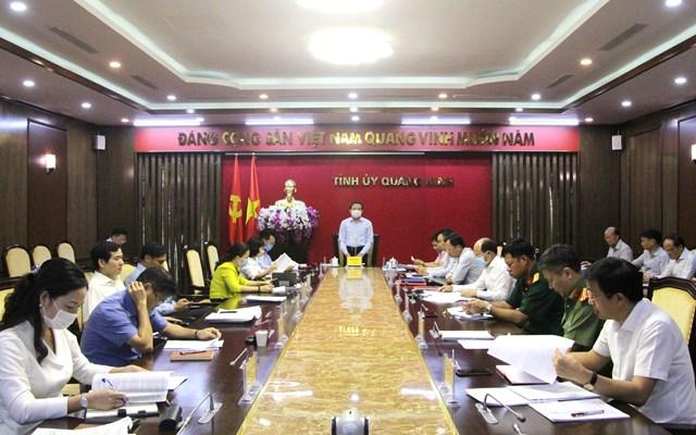 Nguyễn Xuân Ký, Bí thư Tỉnh ủy, Chủ tịch HĐND tỉnh, kết luận hội nghị.