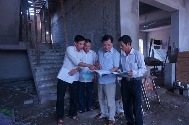 Ban Giám sát đầu tư của cộng đồng huyện Gia Lâm (Hà Nội) bám sát Luật MTTQ Việt Nam để nâng cao chất lượng hoạt động.