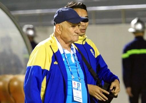 Ljupko Petrovic, nhà cầm quân từng giúp Sao đỏ Belgrade vô địch cúp C1 châu Âu cũng phải chia tay Thanh Hóa.