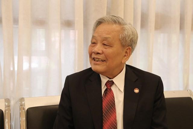 Ông Nguyễn Túc.