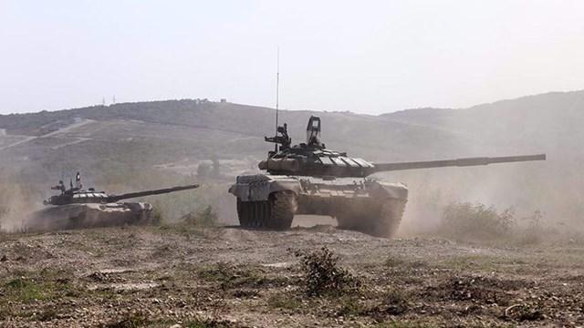 Cuộc tập trận chiến lược Kazkav-2020 sẽ diễn ra ở một vài thao trường huấn luyện ở Quân Khu Miền Nam. (Nguồn: PressTV).