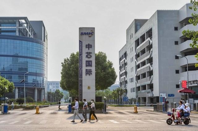 SMIC là công ty công nghệ mới nhất của Trung Quốc bị Mỹ áp lệnh hạn chế. (Nguồn: SCMP).