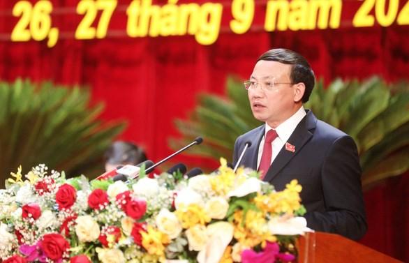 Nguyễn Xuân Ký tiếp tục được bầu làm Bí thư Tỉnh ủy Quang Ninh nhiệm kỳ 2020-2025.