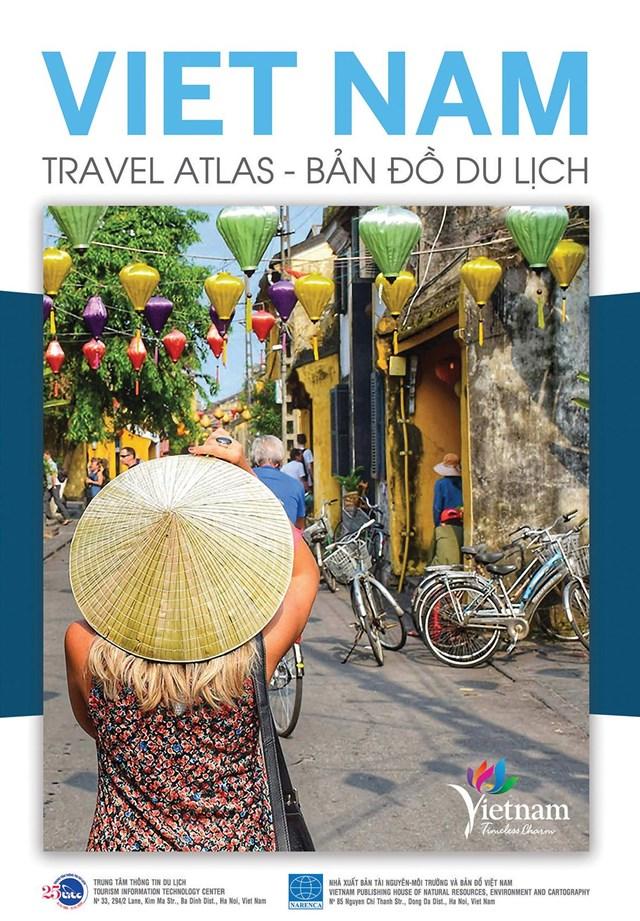 Tái bản ấn phẩm 'Bản đồ du lịch Việt Nam 2020' - Ảnh 1