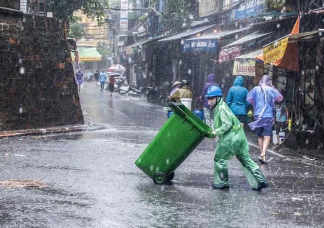 Miền Bắc sắp có gió mùa Đông Bắc mạnh kèm mưa lớn.