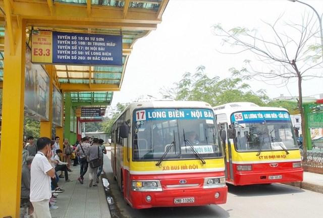Xe buýt Hà Nội vẫn chỉ đáp ứng đ