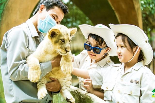 VinWonders Vũ Yên khi hoàn thành sẽ là công viên chủ đề lớn nhất Việt Nam mang tới trải nghiệm vui chơi giải trí hấp dẫn hàng đầu thế giới.