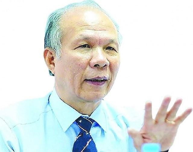 PGS.TS Đinh Trọng Thịnh.