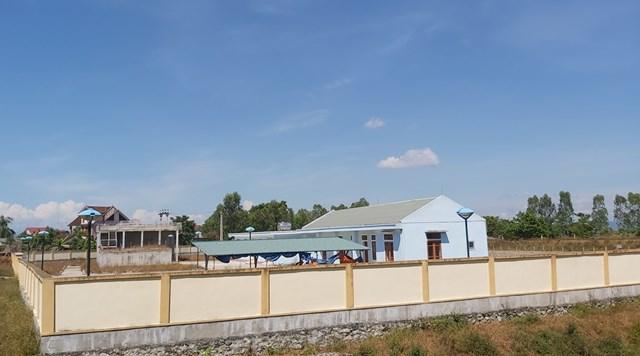 1.Nhà máy nước Hưng Thông được đầu tư gần 26 tỷ đồng, nhưng đến nay vẫn chưa thể vận hành.