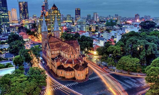 TP Hồ Chí Minh mang trong mình một sức hút đặc biệt. (Nguồn: Photograph: Marty Windle/Getty Images/Flickr RF).