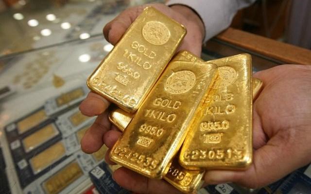 Giá vàng tăng kỷ lục.