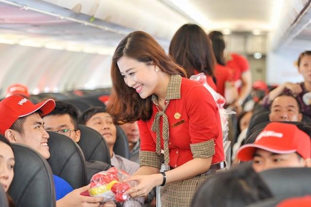 Vietjet bán vé 35.000 đồng trên 13 đường bay nội địa tại Thái Lan - Ảnh 1