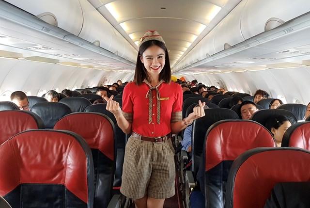 Vietjet bán vé 35.000 đồng trên 13 đường bay nội địa tại Thái Lan - Ảnh 2