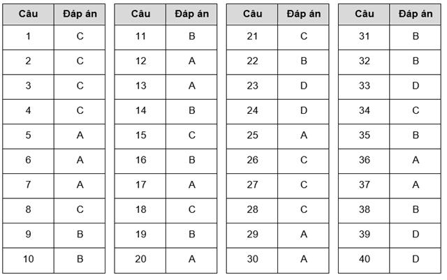 Gợi ý đáp án môn Tiếng Anh - Kỳ thi Tuyển sinh lớp 10 Hà Nội - Ảnh 5