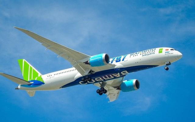 Bamboo Airways khai thác chuyến bay đặc biệt đưa chuyên gia Châu Âu đến Việt Nam - Ảnh 1