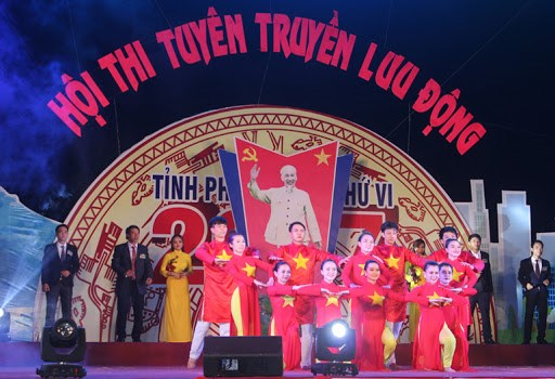 Vinh quang non sông Việt Nam - Ảnh 1