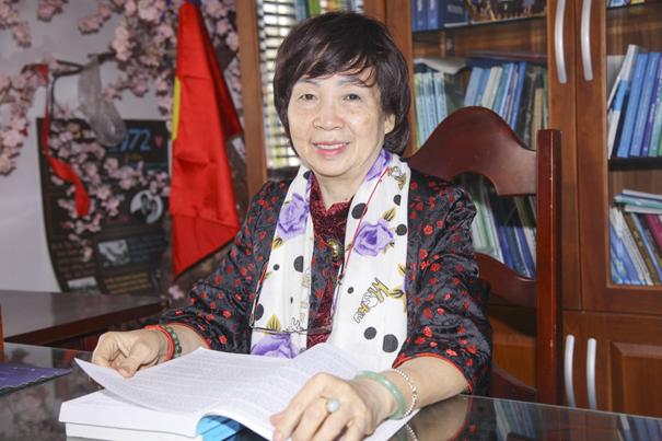 GS.TS Đặng Thị Kim Chi.